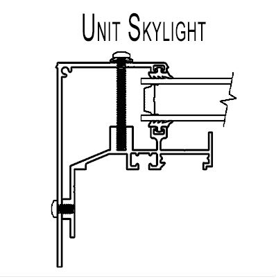 Unit Skylight System