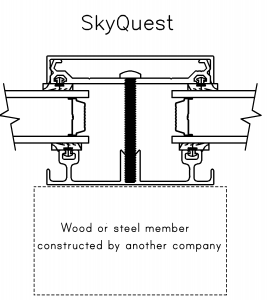 Crystal Structures SkyQuest glazing system