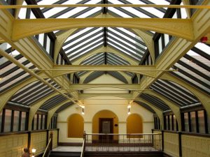 Historical Bay City Skylight