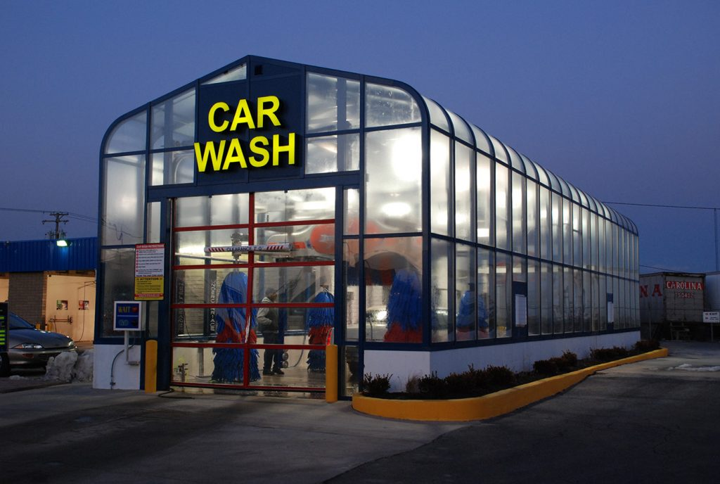 Crystal Vue Car Washes